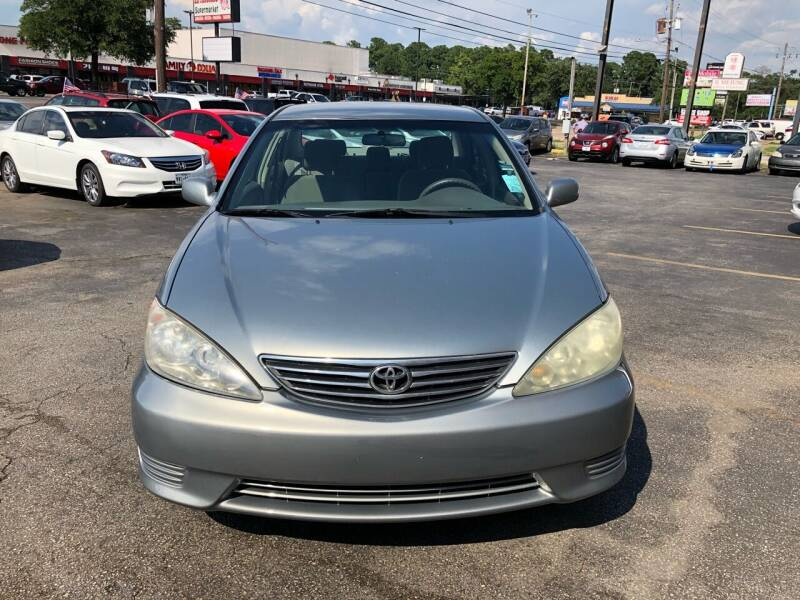 2005 Toyota Camry for sale at SBC Auto Sales in Houston TX