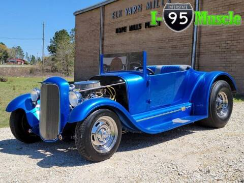 1927 Ford Model T for sale at I-95 Muscle in Hope Mills NC