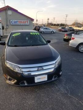 2010 Ford Fusion for sale at CARMART of Smyrna in Smyrna DE