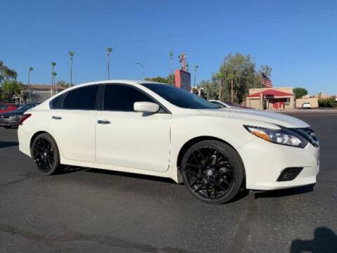 2018 Nissan Altima for sale at Brown & Brown Wholesale in Mesa AZ