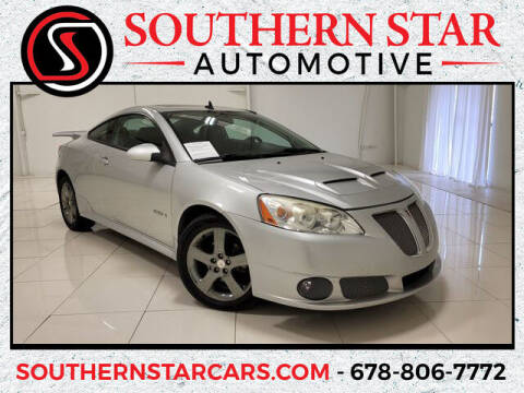 2009 Pontiac G6 for sale at Southern Star Automotive, Inc. in Duluth GA