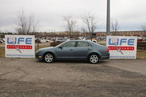2011 Ford Fusion for sale at LIFE AFFORDABLE AUTO SALES in Columbus OH