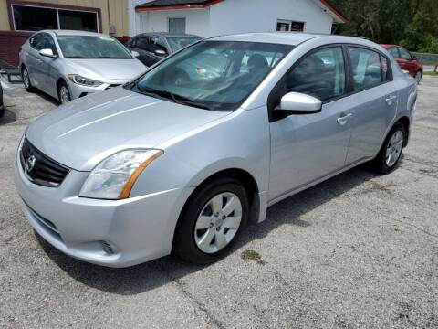 2012 Nissan Sentra for sale at Mars auto trade llc in Kissimmee FL