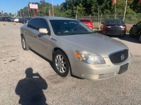 2008 Buick Lucerne for sale at Super Wheels-N-Deals in Memphis TN