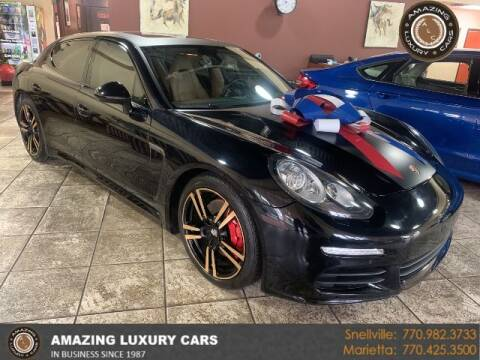 2015 Porsche Panamera for sale at Amazing Luxury Cars in Snellville GA
