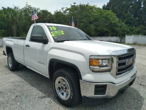 2015 GMC Sierra 1500 for sale at Best Deal Auto Sales in Melbourne FL