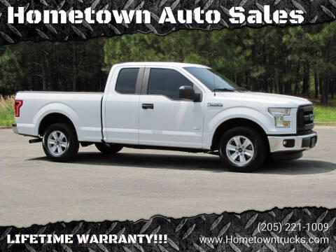 2015 Ford F-150 for sale at Hometown Auto Sales - Trucks in Jasper AL