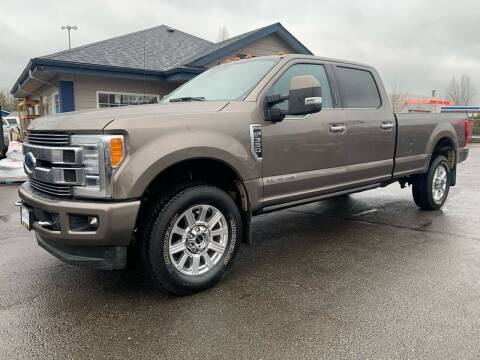 2019 Ford F-350 Super Duty for sale at South Commercial Auto Sales in Salem OR