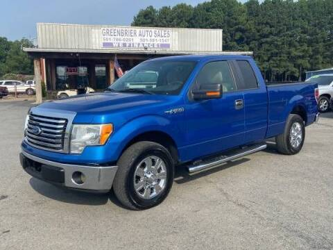 2012 Ford F-150 for sale at Greenbrier Auto Sales in Greenbrier AR