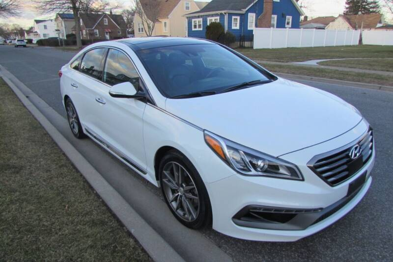 2015 Hyundai Sonata for sale at First Choice Automobile in Uniondale NY