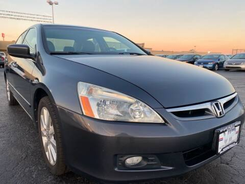 2007 Honda Accord for sale at VIP Auto Sales & Service in Franklin OH