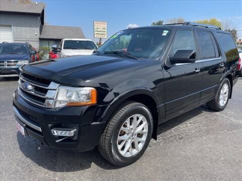 2016 Ford Expedition for sale at HUFF AUTO GROUP in Jackson MI