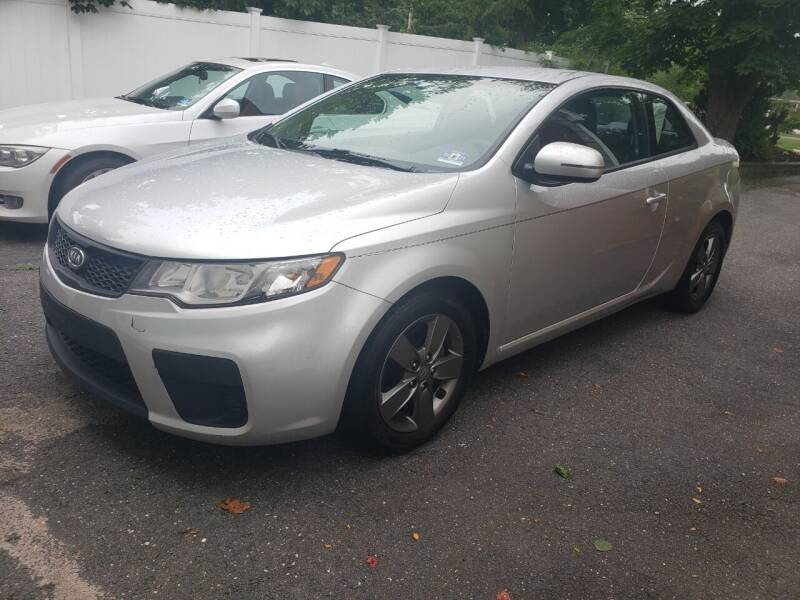 2012 Kia Forte Koup for sale at CRS 1 LLC in Lakewood NJ