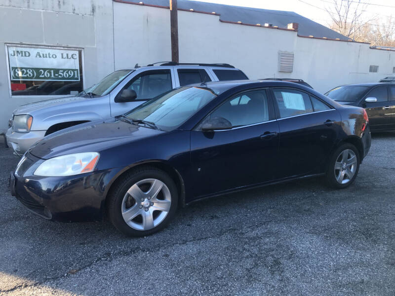 2008 Pontiac G6 for sale at JMD Auto LLC in Taylorsville NC