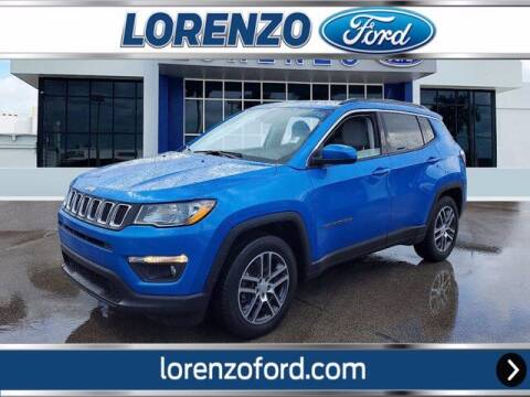 2018 Jeep Compass for sale at Lorenzo Ford in Homestead FL