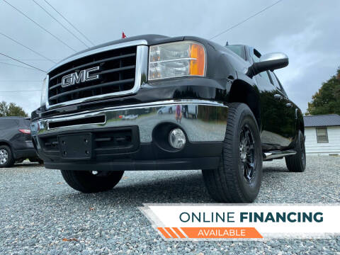2009 GMC Sierra 1500 for sale at Prime One Inc in Walkertown NC