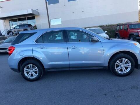 2015 Chevrolet Equinox for sale at Bill Gatton Used Cars in Johnson City TN