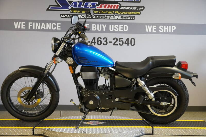 2019 Suzuki Boulevard  for sale at Southeast Sales Powersports in Milwaukee WI