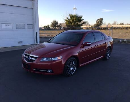 2007 Acura TL for sale at My Three Sons Auto Sales in Sacramento CA