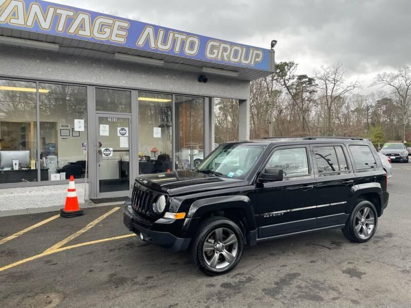 2015 Jeep Patriot for sale at Vantage Auto Group in Brick NJ