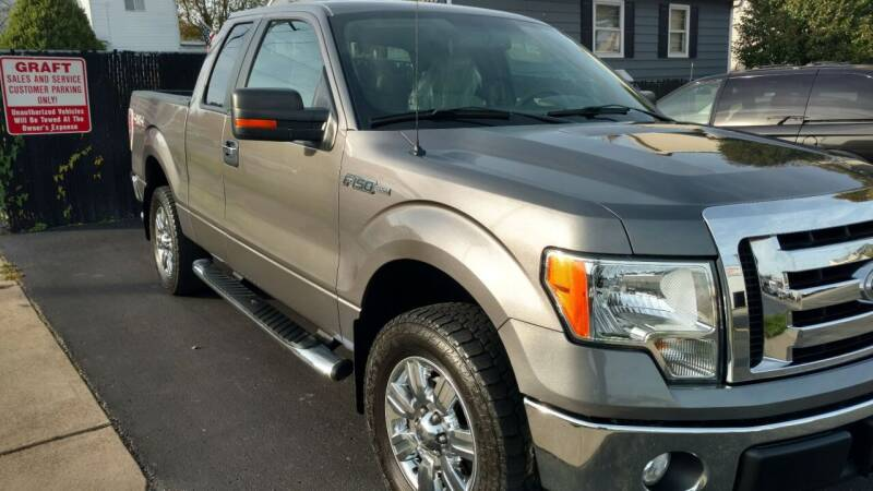2009 Ford F-150 for sale at Graft Sales and Service Inc in Scottdale PA