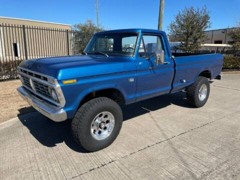 1973 Ford F-250 for sale at Haggle Me Classics in Hobart IN