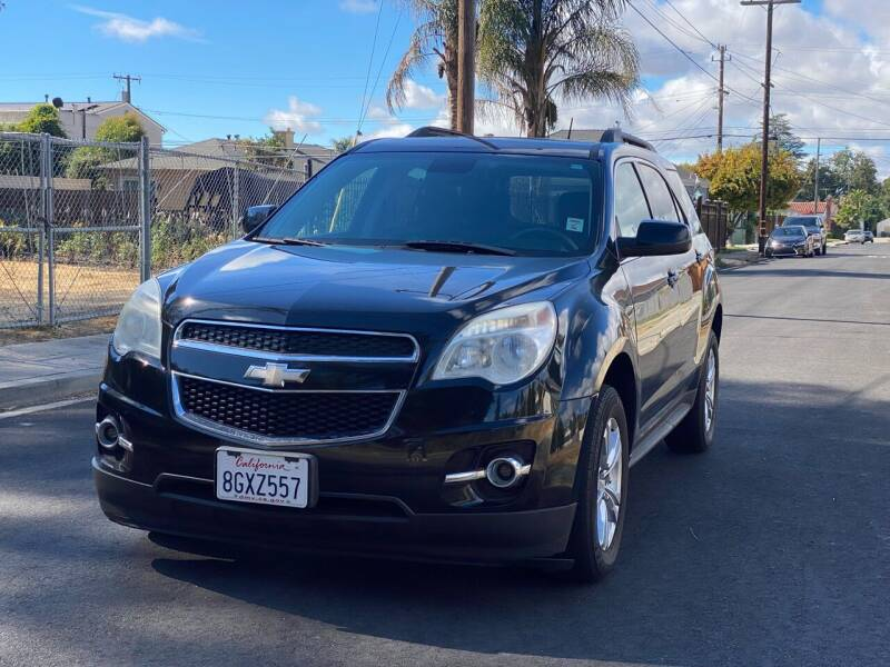 2013 Chevrolet Equinox for sale at ZaZa Motors in San Leandro CA