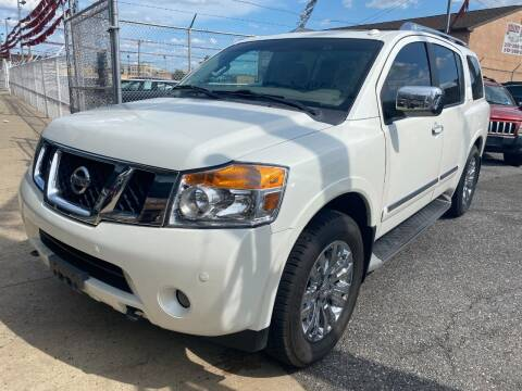 2015 Nissan Armada for sale at The PA Kar Store Inc in Philadelphia PA