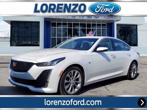 2020 Cadillac CT5 for sale at Lorenzo Ford in Homestead FL