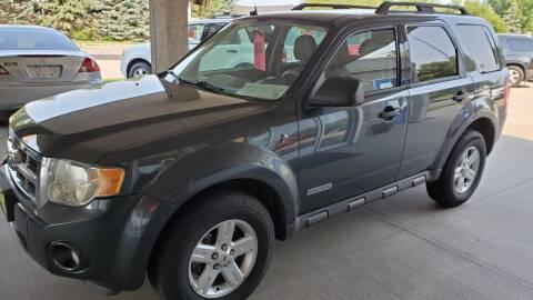 2008 Ford Escape Hybrid for sale at City Auto Sales in La Crosse WI