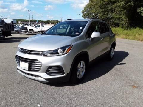 2021 Chevrolet Trax for sale at Strosnider Chevrolet in Hopewell VA