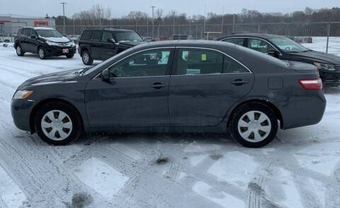 2009 Toyota Camry for sale at The Bengal Auto Sales LLC in Hamtramck MI