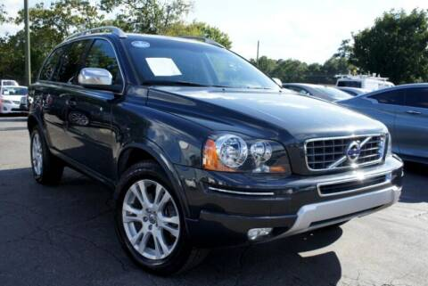 2014 Volvo XC90 for sale at CU Carfinders in Norcross GA