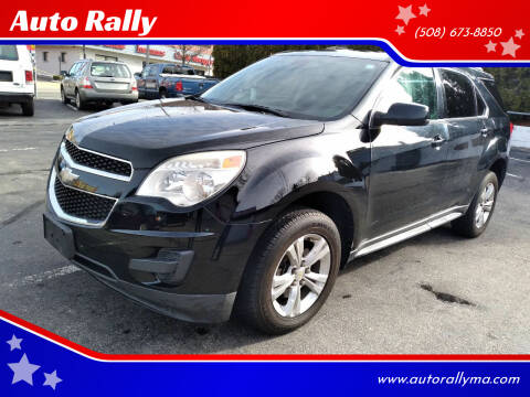2010 Chevrolet Equinox for sale at Auto Rally in Fall River MA