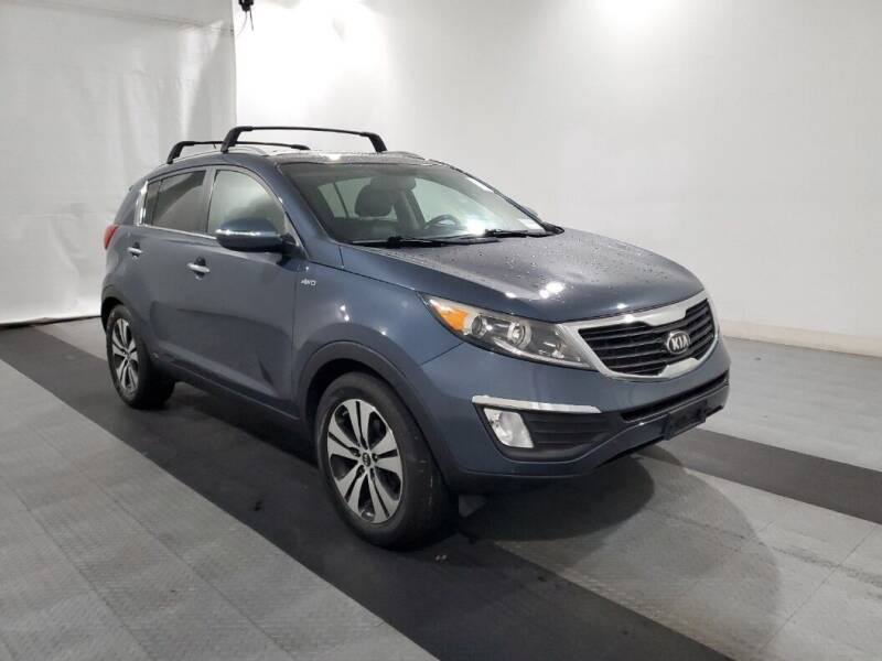 2013 Kia Sportage for sale at A.I. Monroe Auto Sales in Bountiful UT