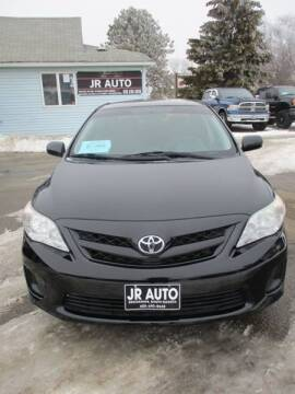 2013 Toyota Corolla for sale at JR Auto in Brookings SD