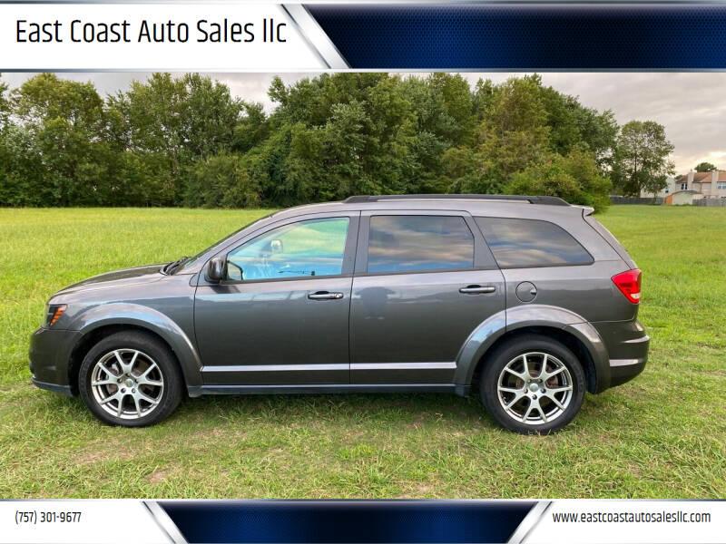2014 Dodge Journey for sale at East Coast Auto Sales llc in Virginia Beach VA