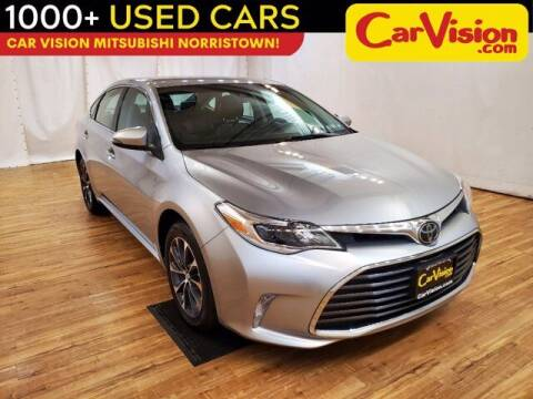 2018 Toyota Avalon for sale at Car Vision Buying Center in Norristown PA