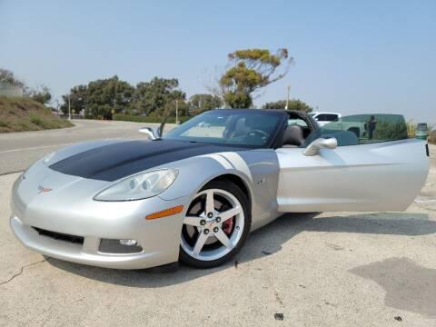 2005 Chevrolet Corvette for sale at L.A. Vice Motors in San Pedro CA