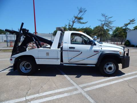 2008 Dodge Ram Chassis 4500 for sale at Vail Automotive in Norfolk VA