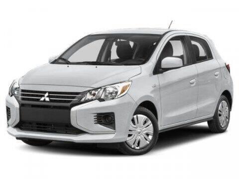 2021 Mitsubishi Mirage for sale at Don Herring Mitsubishi in Dallas TX