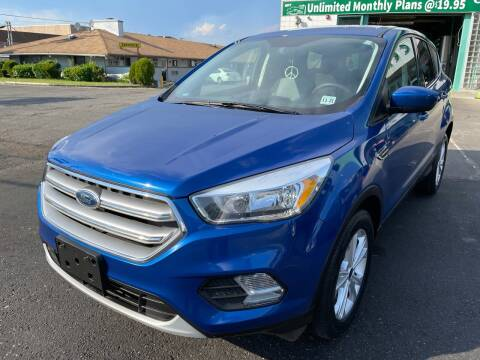 2017 Ford Escape for sale at MFT Auction in Lodi NJ