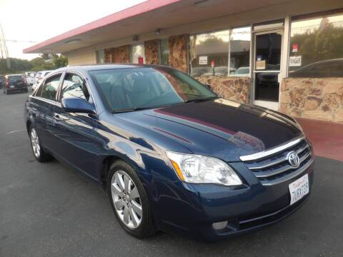 2007 Toyota Avalon for sale at Auto 4 Less in Fremont CA