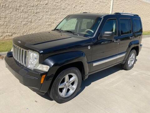 2008 Jeep Liberty for sale at Raleigh Auto Inc. in Raleigh NC