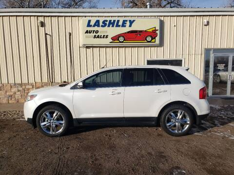 2013 Ford Edge for sale at Lashley Auto Sales in Mitchell NE