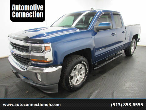 2016 Chevrolet Silverado 1500 for sale at Automotive Connection in Fairfield OH