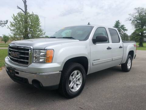 2012 GMC Sierra 1500 for sale at COUNTRYSIDE AUTO SALES 2 in Russellville KY