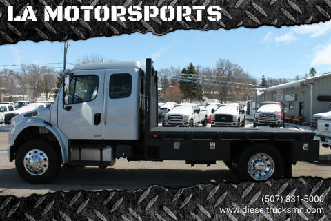 2010 Freightliner M2 106 for sale at LA MOTORSPORTS in Windom MN