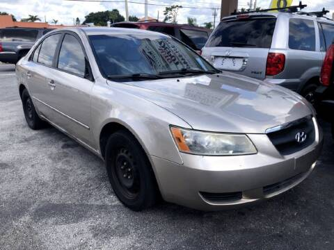 2008 Hyundai Sonata for sale at ROCKLEDGE in Rockledge FL