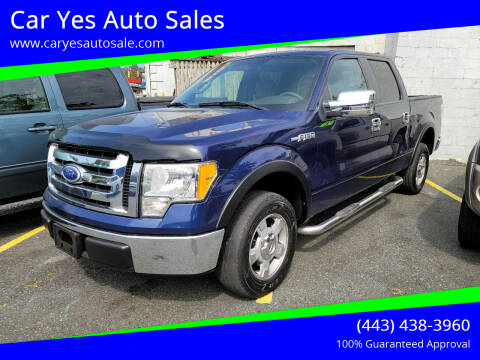 2010 Ford F-150 for sale at Car Yes Auto Sales in Baltimore MD